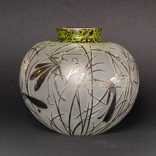 Scorpionfly vase