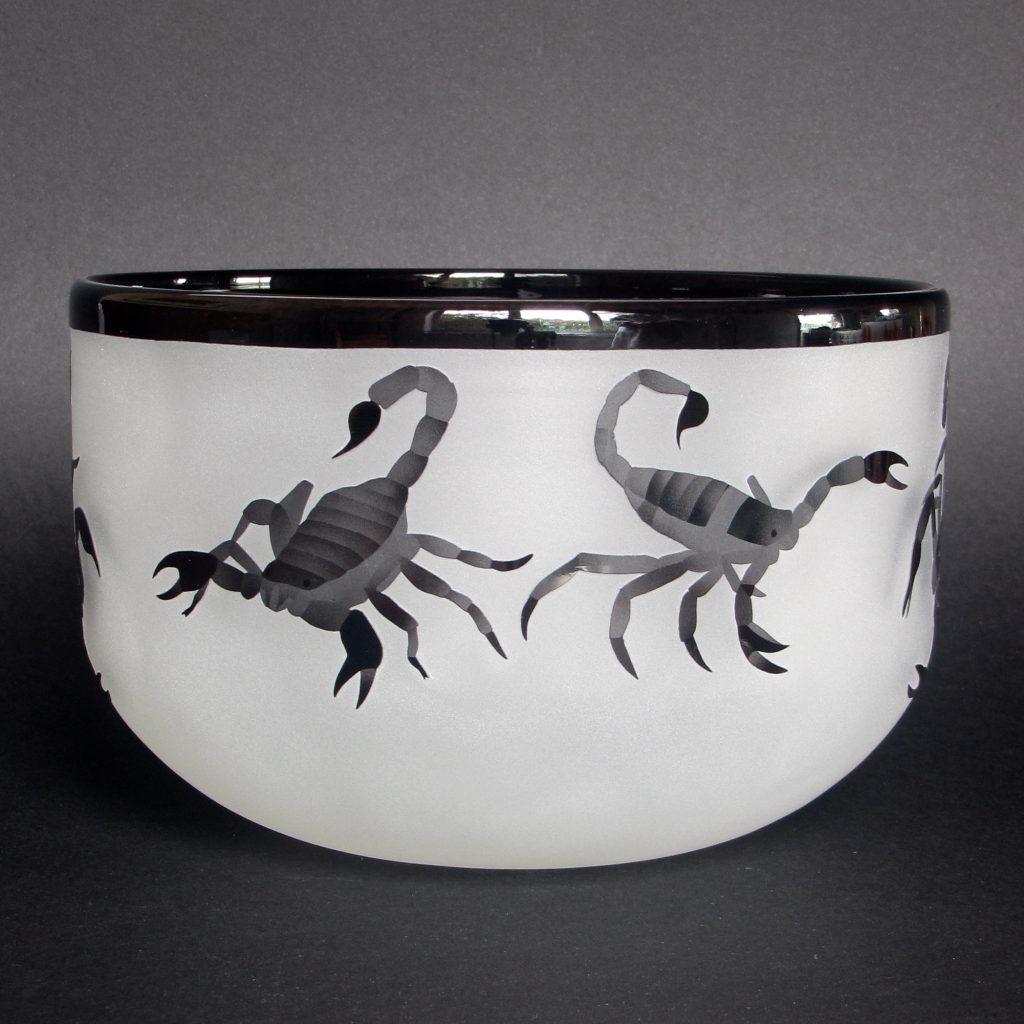 Scorpions bowl