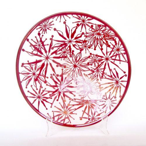 Firewheel footed plate