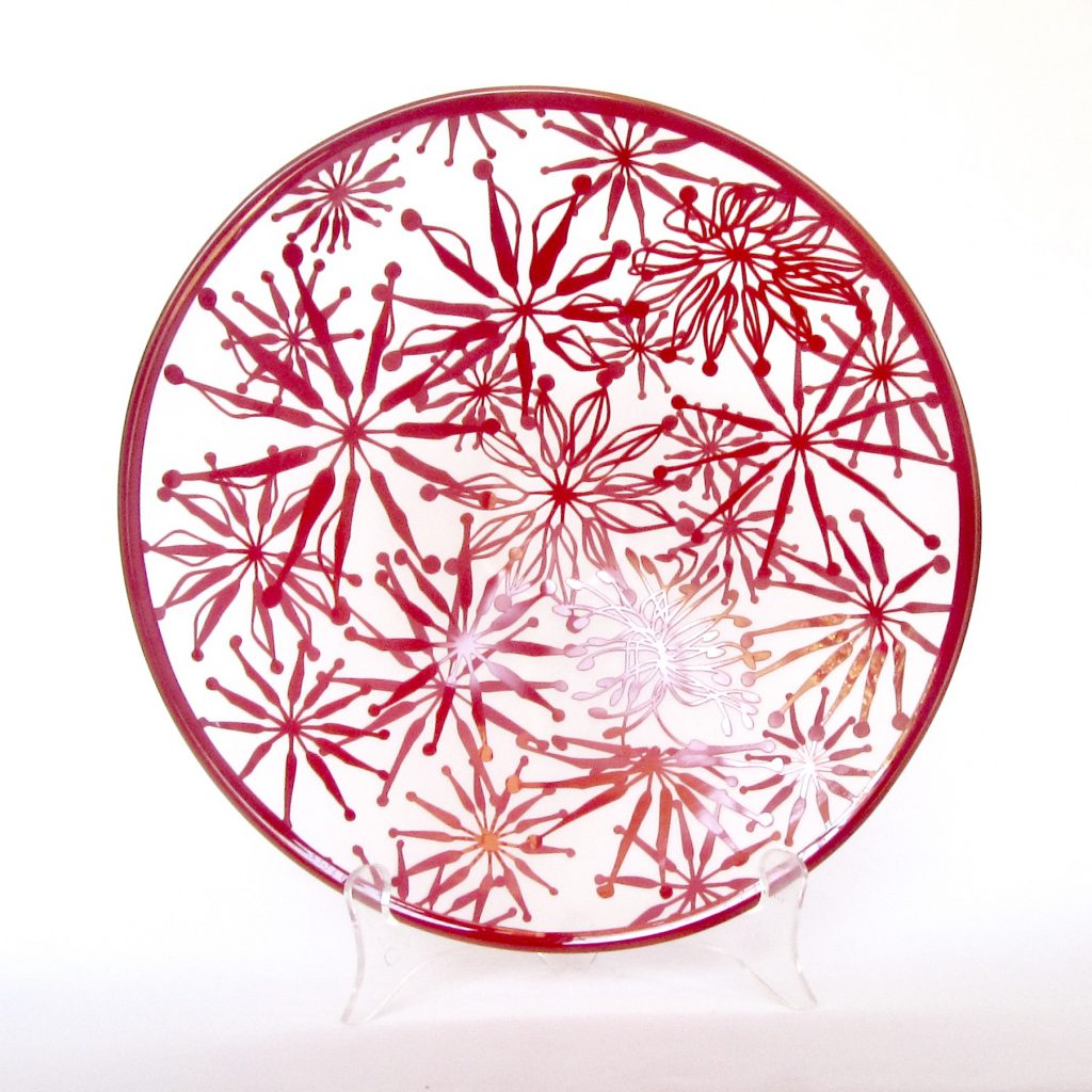 Firewheel footed plate