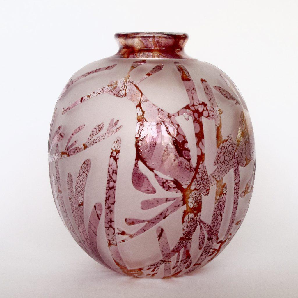 Weedy Seadragon vase