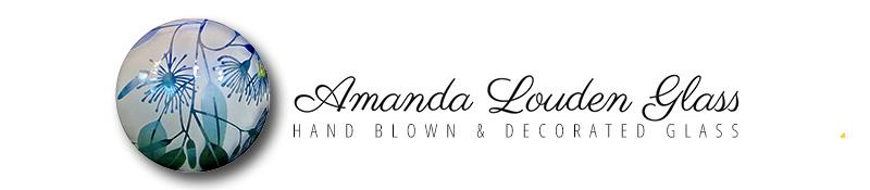 Amanda Louden Glass Logo