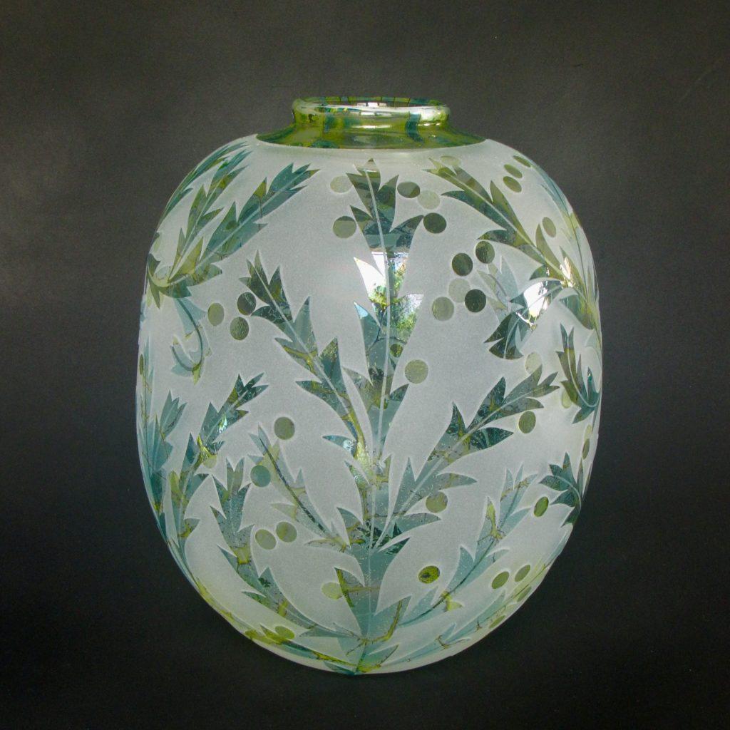 Acacia glaucoptera- Clay Wattle Vase