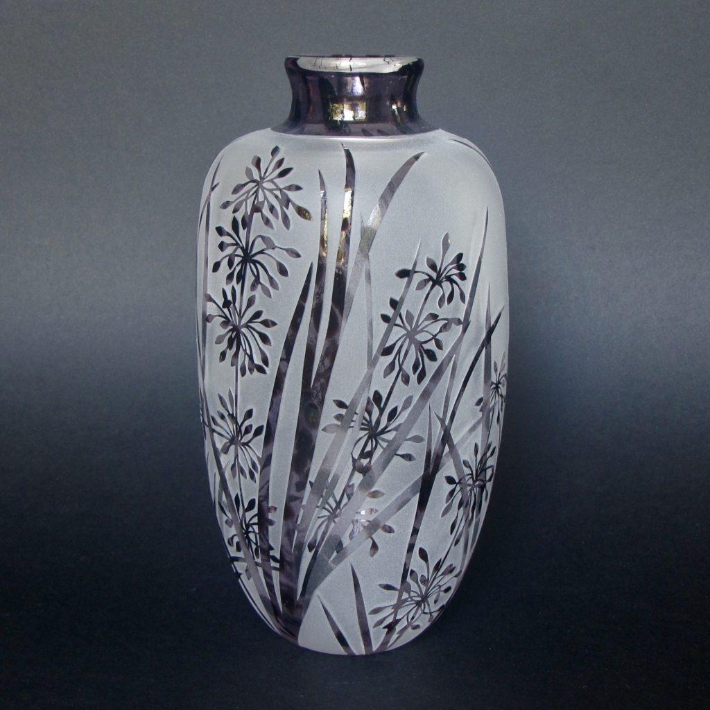 Lomandra multiflora Vase