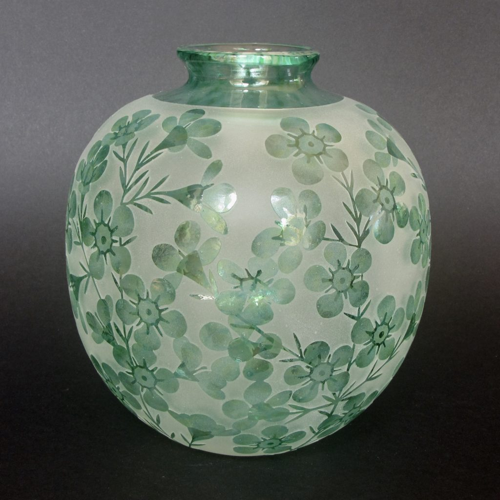 Geraldton Wax Vase