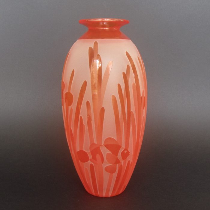 Clown Fish Vase