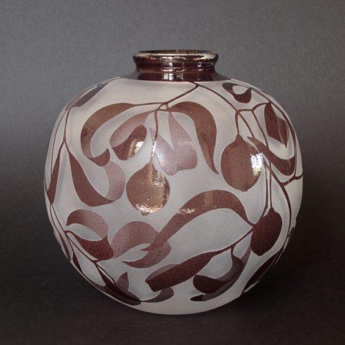 Quandong vase - Santalum acuminatum