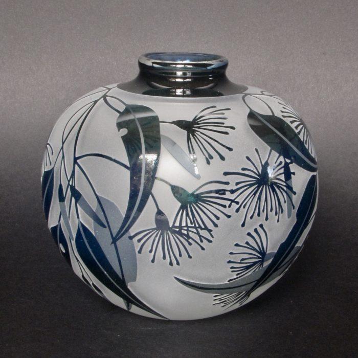 Flowering Gum Vase